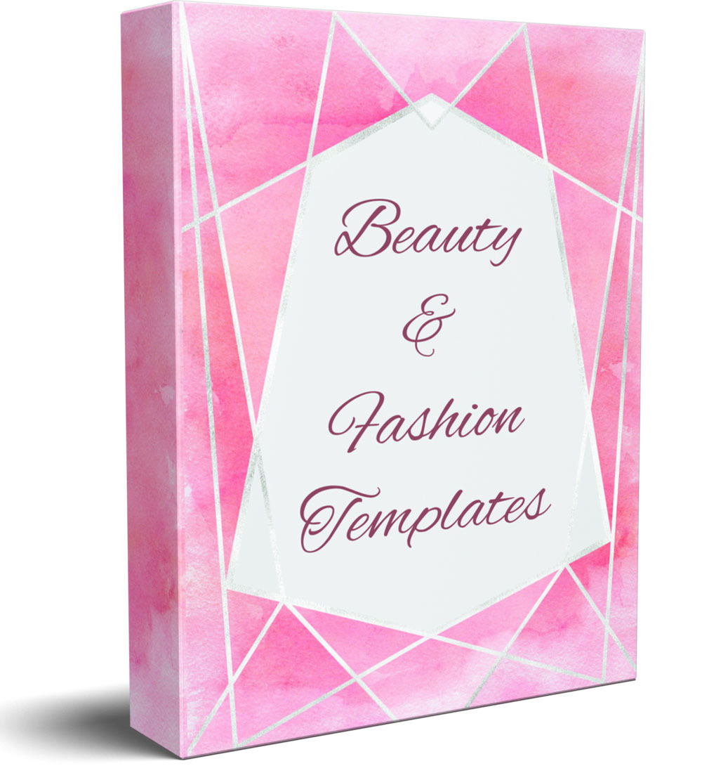 Beauty & Fashion Templates
