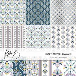 Pats n Prints | Classics 01
