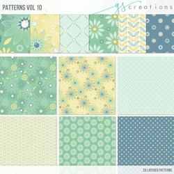 Patterns Volume 10