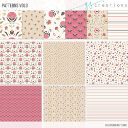 Patterns Volume 3
